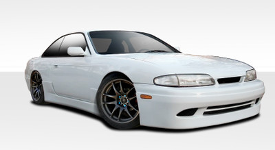 Fits Nissan 240SX Supercool Duraflex Full Body Kit 1995-1996