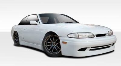 Fits Nissan 240SX Supercool Duraflex Full Body Kit 1995-1996