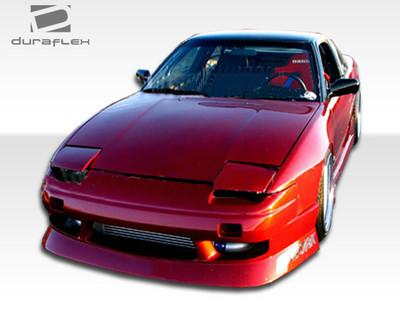 Fits Nissan 240SX Type U Duraflex Front Body Kit Bumper 1989-1994