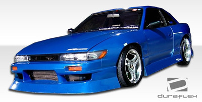 Fits Nissan 240SX Type U Duraflex Full Body Kit 1989-1994