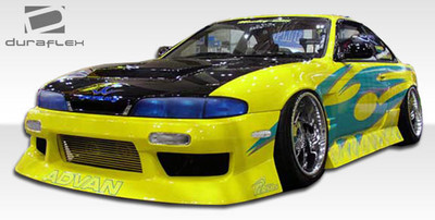 Fits Nissan 240SX Type U Duraflex Full Body Kit 1995-1996