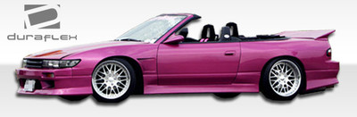 Fits Nissan 240SX V-Speed Duraflex Side Skirts Body Kit 1989-1994