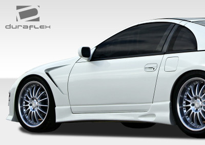 Fits Nissan 300ZX F-1 Duraflex Body Kit- Fenders 1990-1996