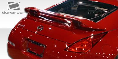Fits Nissan 350Z 2DR N-1 Duraflex Body Kit-Wing/Spoiler 2003-2008