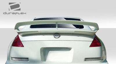 Fits Nissan 350Z 2DR N-3 Duraflex Body Kit-Wing/Spoiler 2003-2008