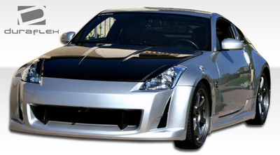 Fits Nissan 350Z AM-S Duraflex Full Body Kit 2003-2008