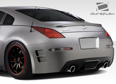 Fits Nissan 350Z C-Speed Duraflex Rear Body Kit Bumper 2003-2008