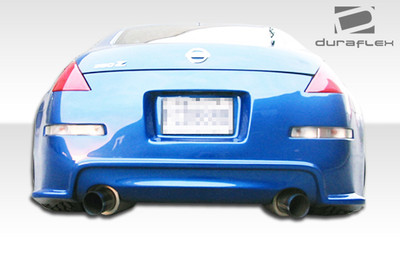 Fits Nissan 350Z Drifter 2 Duraflex Rear Body Kit Bumper 2003-2008
