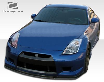 Fits Nissan 350Z GT-R Duraflex Front Body Kit Bumper 2003-2008