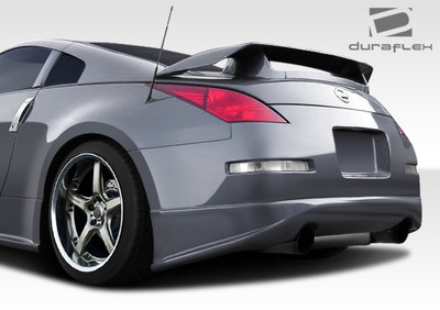 Fits Nissan 350Z J-Spec 2 Duraflex Rear Body Kit Bumper 2003-2008