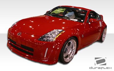 Fits Nissan 350Z N-1 Duraflex Front Body Kit Bumper 2003-2008