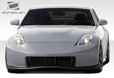 Fits Nissan 350Z N-3 Duraflex Front Body Kit Bumper 2003-2008