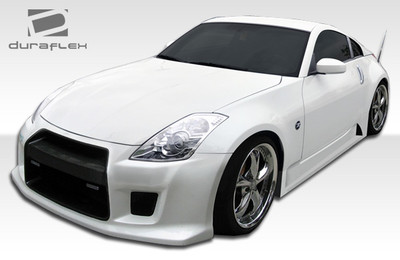 Fits Nissan 350Z R35 Duraflex Full Body Kit 2003-2008