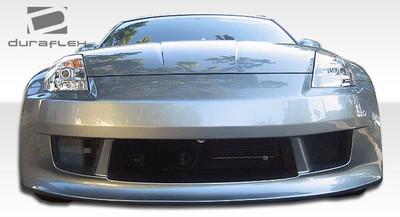 Fits Nissan 350Z V-Speed Duraflex Front Body Kit Bumper 2003-2008