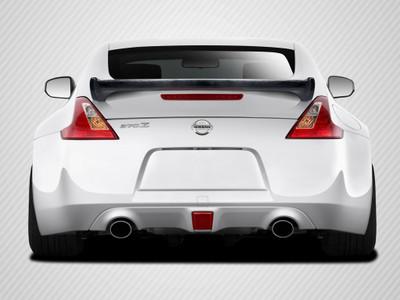 Fits Nissan 370Z 2DR N-1 Carbon Fiber Creations Body Kit-Wing/Spoiler 2009-2015