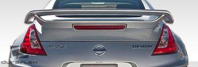 Fits Nissan 370Z 2DR N-2 Duraflex Body Kit-Wing/Spoiler 2009-2015