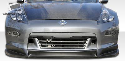 Fits Nissan 370Z SL-R Duraflex Front Bumper Lip Body Kit 2009-2012