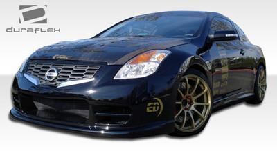 Fits Nissan Altima 2DR GT Concept Duraflex Full 4 Pcs Body Kit 2008-2009