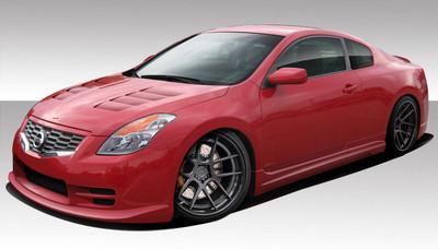 Fits Nissan Altima 2DR GT Concept Duraflex Full 6 Pcs Body Kit 2008-2009