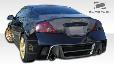Fits Nissan Altima 2DR GT Concept Duraflex Rear Body Kit Bumper 2008-2012