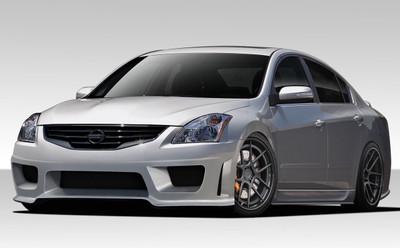 Fits Nissan Altima 4DR Sigma Duraflex Full Body Kit 2010-2012