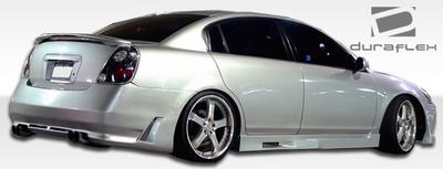 Fits Nissan Altima Cyber Duraflex Rear Body Kit Bumper 2002-2006