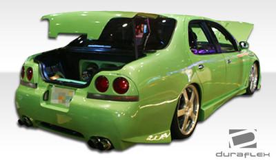 Fits Nissan Altima Evo 3 Duraflex Rear Body Kit Bumper 1993-1997
