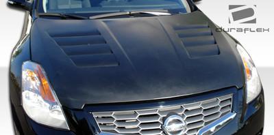 Fits Nissan Altima GT Concept Duraflex Body Kit- Hood 2007-2009