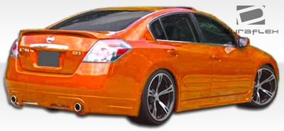 Fits Nissan Altima Racer Duraflex Rear Body Kit Bumper 2007-2012
