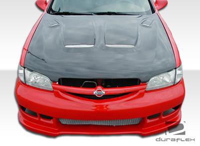 Fits Nissan Altima Spyder Duraflex Front Body Kit Bumper 1998-2001