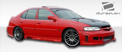 Fits Nissan Altima Spyder Duraflex Full Body Kit 1998-2001