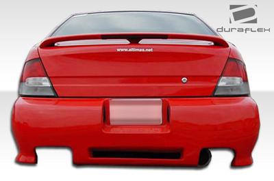 Fits Nissan Altima Spyder Duraflex Rear Body Kit Bumper 1998-2001