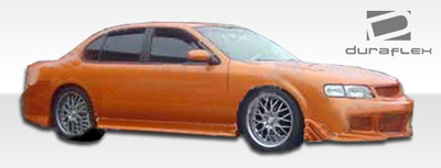 Fits Nissan Maxima Evo Duraflex Side Skirts Body Kit 1995-1999