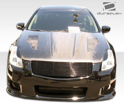 Fits Nissan Maxima GT-R Duraflex Front Body Kit Bumper 2004-2006