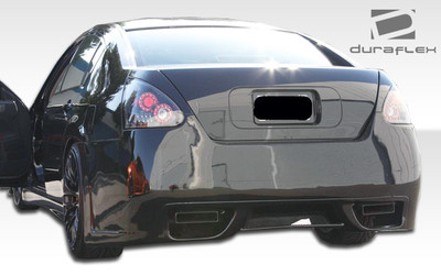 Fits Nissan Maxima GT-R Duraflex Rear Body Kit Bumper 2004-2008