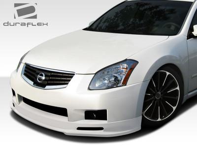 Fits Nissan Maxima N-Spec Duraflex Front Bumper Lip Body Kit 2007-2008