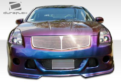 Fits Nissan Maxima VIP Duraflex Front Body Kit Bumper 2004-2006