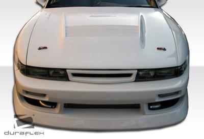 Fits Nissan S13 Silvia 2DR B-Sport Duraflex Front Wide Body Kit Bumper 1989-1994