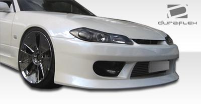 Fits Nissan S15 Silvia V-Speed Duraflex Front Body Kit Bumper 1999-2002