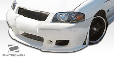 Fits Nissan Sentra B-2 Duraflex Front Body Kit Bumper 2004-2006