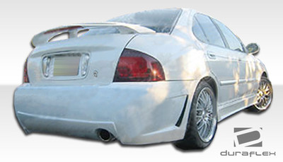 Fits Nissan Sentra B-2 Duraflex Rear Body Kit Bumper 2004-2006