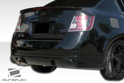 Fits Nissan Sentra D-Sport Duraflex Rear Body Kit Bumper 2007-2012