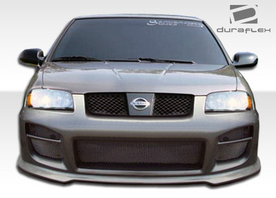 Fits Nissan Sentra R34 Duraflex Front Body Kit Bumper 2004-2006