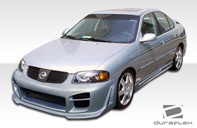 Fits Nissan Sentra R34 Duraflex Full Body Kit 2004-2006