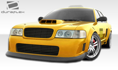 Ford Crown Victoria GT Concept Duraflex Front Body Kit Bumper 1998-2007