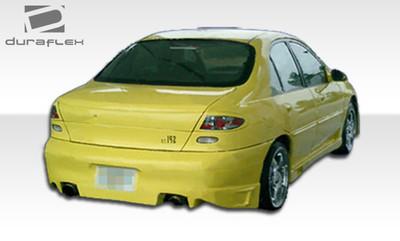 Ford Escort 4DR Buddy Duraflex Rear Body Kit Bumper 1997-2002