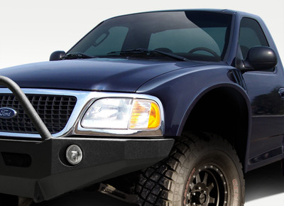 Ford F150 Bulge Duraflex Body Kit- Fenders 1997-2003