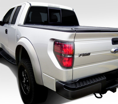 Ford F150 Bulge Duraflex Body Kit- Fenders 2004-2014