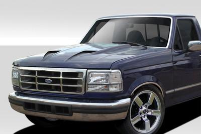 Ford F150 CV-X Duraflex Body Kit- Hood 1992-1996