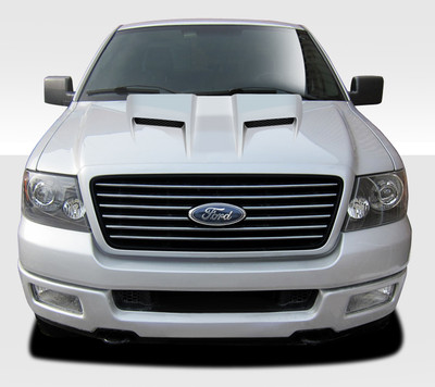 Ford F150 CV-X Duraflex Body Kit- Hood 2004-2008